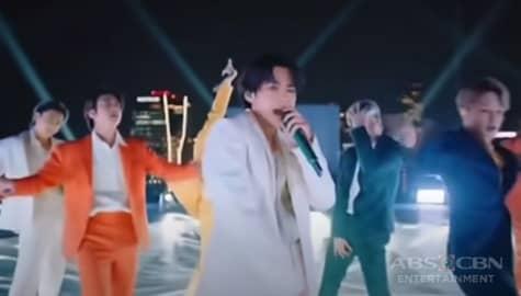 TV Patrol: BTS, humataw ng Dynamite sa Grammys Image Thumbnail