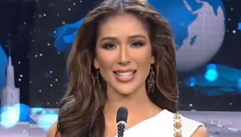TV Patrol: Samantha Bernardo, pinahanga ang pageant fans sa kanyang performance sa Miss Grand International Image Thumbnail