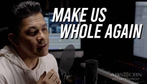 """TV Patrol: Gary Valenciano, inalay ang bagong kanta na """"Make Us Whole Again"""" sa mga nawawalan ng pag-asa Image Thumbnail"""