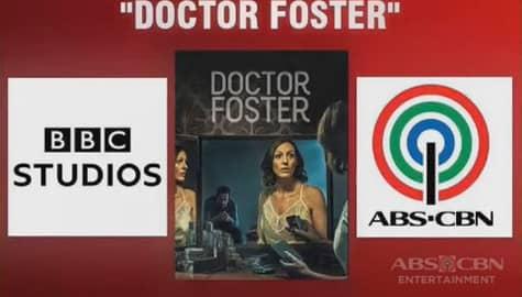 TV Patrol: PH adaptation ng Doctor Foster, aarangkada na dahil sa kasunduan ng ABS-CBN at BBC Studios Image Thumbnail
