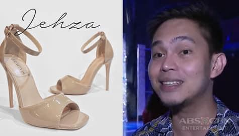 TV Patrol: Mga sapatos ni Jojo Bragais, napiling official footwear ng Miss Universe pageant Image Thumbnail