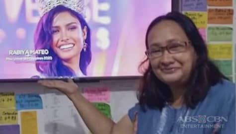 TV Patrol: Rabiya, inalala ang kanyang ina na inspirasyon niya para makuha ang Miss Universe crown Image Thumbnail