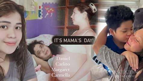 TV Patrol: Kapamilya stars at momshies, nagpost ng pagpupugay sa mga nanay Image Thumbnail