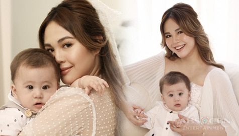 TV Patrol: First Mother's Day ni Janella Salvador, minarkahan ng Metro.Style