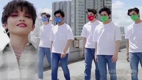 TV Patrol: KZ Tandingan at BGYO, umaasang masusundan ang kanilang collaboration Image Thumbnail