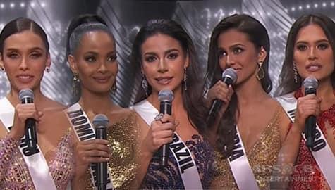 TV Patrol: Andrea Meza ng Mexico, kinoronahan bilang Miss Universe 2020 Image Thumbnail