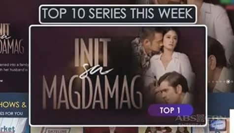 TV Patrol: Init sa Magdamag, #1 sa digital sites ng Kapamilya Network Image Thumbnail