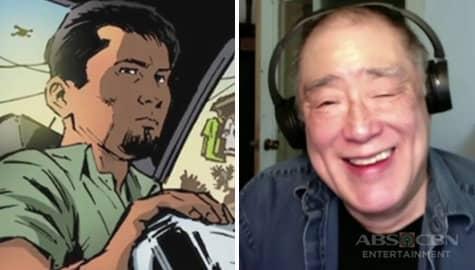 TV Patrol: Bagong G.I Joe Pinoy karakter, pinangalanang 'Multo' ng writer na si Larry Hama Image Thumbnail