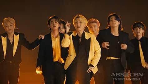 TV Patrol: Kantang 'Butter' ng KPop group na BTS, bumasag at nakapagtala ng ilang records Image Thumbnail