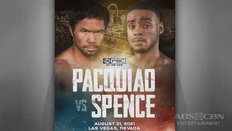 TV Patrol: Sen. Pacquiao, inanunsyo ang boxing match vs Errol Spence sa Agosto 21 Image Thumbnail