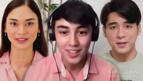 "TV Patrol: Mahigit 50 celebrities at online personalities, sama-sama sa ""Love Kita Pinas"" voters registration campaign Image Thumbnail"
