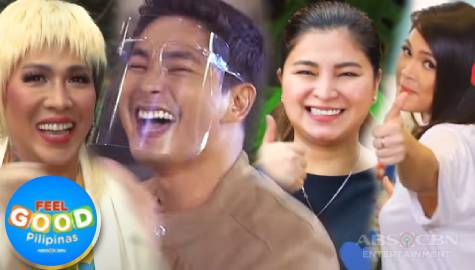 """WATCH: ABS-CBN Summer Special ID 2021 """"Feel Good Pilipinas"""""""