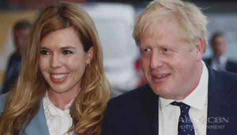 TV Patrol: British Prime Minister Boris Johnson, ikinasal na sa kanyang fiancee Image Thumbnail