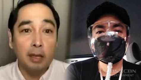 TV Patrol: Cris Villanueva, nanganib ang buhay dahil sa COVID-19 Image Thumbnail