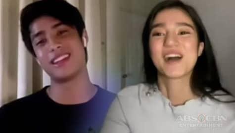 """TV Patrol: Mga bida ng """"He's Into Her,"""" ipinagdiwang ang milestones ng kanilang serye Image Thumbnail"""