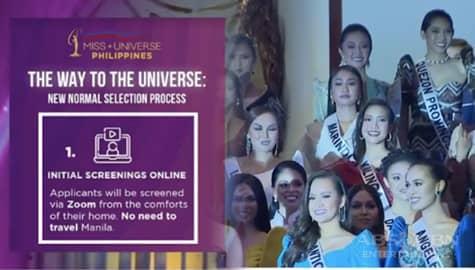 TV Patrol: Online screening ng Miss Universe Phillipines, magsisimula na Image Thumbnail