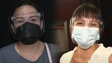 Ilang artista, nagpabakuna sa 'Ingat Angat, Bakuna Lahat' vacccination program Thumbnail