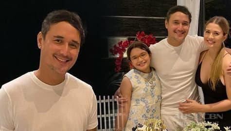 TV Patrol: John Estrada, maagang ipinagdiwang ang Father's Day kasabay ng kanyang kaarawan Thumbnail