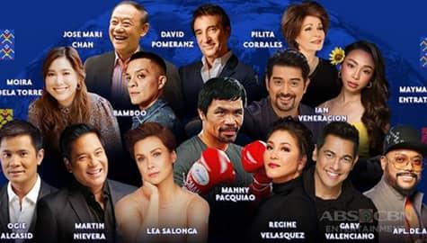 Mga bigating personalidad, sanib-pwersa sa libreng concert na 'Isang Tinig, Isang Lahi' Thumbnail