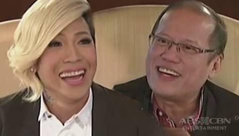 TV Patrol: Vice Ganda, inalala ang masayang 1-on-1 interview kay PNoy sa 'GGV' Image Thumbnail