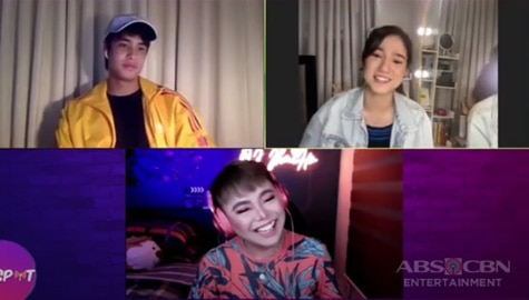EXCLUSIVE INTERVIEW with Belle Mariano and Donny Pangilinan Thumbnail