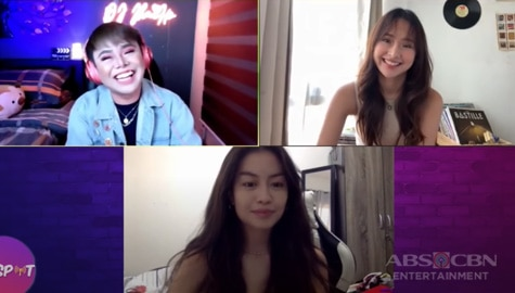 EXCLUSIVE INTERVIEW with Melizza Jimenez and Ashley Del Mundo Thumbnail