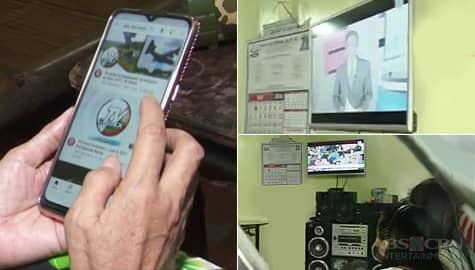TV Patrol: ABS-CBN, ginamit ang digital at iba pang platforms para maabot ang mga kapamilya viewer Image Thumbnail