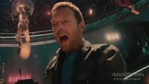 TV Patrol: Coldplay, kinanta sa 'ASAP Natin 'To' ang latest single na 'Higher Ground' Image Thumbnail