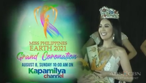 TV Patrol: Miss Philippines Earth 2021, live na mapapanood sa Kapamilya Channel Image Thumbnail