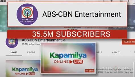 TV Patrol: Kapamilya Online Live, 24/7 na sa YouTube at mapapanood na sa mas marami pang bansa Image Thumbnail