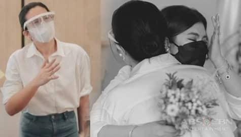 TV Patrol: Dimples Romana, matron of honor sa kasal ng bestfriend na si Angel Image Thumbnail