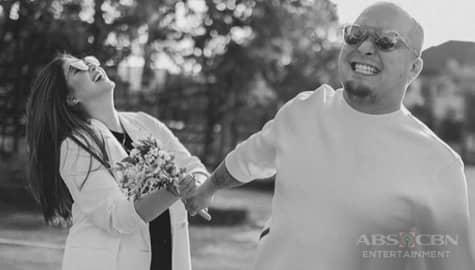 TV Patrol: Ilang larawan ng civil wedding, ibinahagi nina Angel at Neil Image Thumbnail