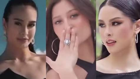 TV Patrol: Steffi, Maureen at Kisses pasok sa top 3 ng runway challenge ng  Miss Universe Philippines Image Thumbnail
