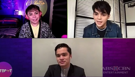 EXCLUSIVE INTERVIEW with Kyle Velino and Miggy Jimenez Thumbnail