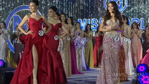 TV Patrol: Miss World Philippines, tuloy na ang koronasyon sa September 19 sa Olongapo City Image Thumbnail