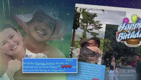 TV Patrol: Mga kaibigan ni Angelica Panganiban, boto sa kanyang non-showbiz BF na si Gregg Homan Image Thumbnail