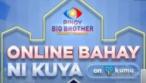 TV Patrol: Big Brother, pipili ng celebrity housemates mula sa KUMU Image Thumbnail