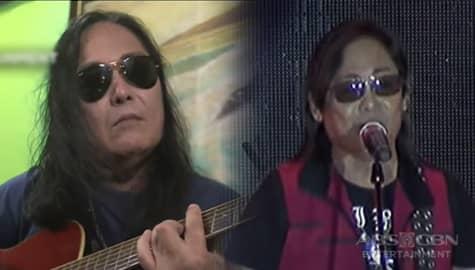 """TV Patrol: """"Pusong Bato"""" composer at singer na si Renee """"Alon"""" Dela Rosa, pumanaw na sa edad na 61"""