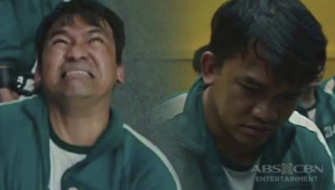 """TV Patrol: Pinoy actor na si Christian Lagahit, gumanap bilang Player 276 sa """"Squid Game""""  Thumbnail"""