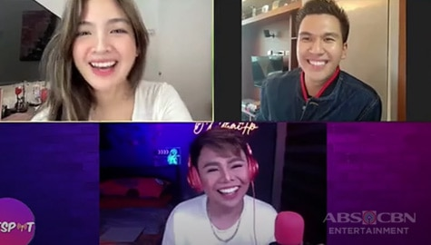 EXCLUSIVE INTERVIEW with Heaven Peralejo and Gino Roque Thumbnail