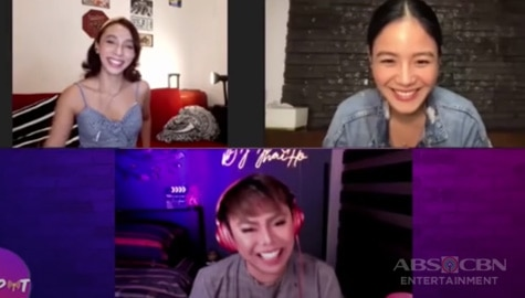 EXCLUSIVE INTERVIEW with Ritz Azul and Hasna Cabral Thumbnail