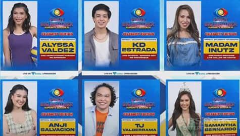 TV Patrol: PBB Celebrity housemates, isa-isa nang ibinubunyag Image Thumbnail
