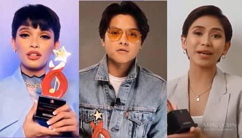 TV Patrol: Star Music at Kapamilya artists, big winner sa 12th PMPC Star Awards for Music Image Thumbnail