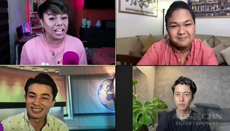 EXCLUSIVE INTERVIEW with Andre Brouillette, Fumiya Sankai, & Gabby Sarmiento Thumbnail
