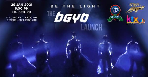 BGYO fan conference set on January 29 on KTX.PH