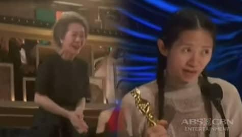 TV Patrol: Husay ng mga Asyano, bumandera sa 2021 Oscars Image Thumbnail