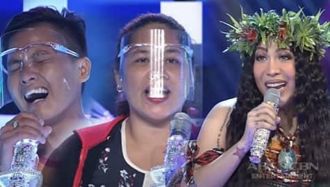 Everybody Sing: Songbayanang Kasambahay sings Aegis' Halik | Sing in the Blank Image Thumbnail