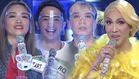 Everybody Sing: Comedy Bar Performers sing Rivermaya's Liwanag Sa Dilim | TagaliSing Image Thumbnail
