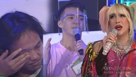 Vice Ganda, emosyonal matapos makuha ng songbayanang factory workers ang jackpot prize | Everybody Sing Image Thumbnail