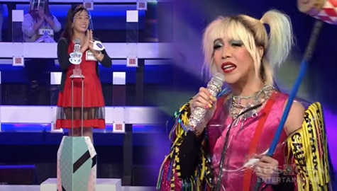 Everybody Sing: Vice, ipinakita ang pinagawang tuntungan para kay Mhengay Image Thumbnail